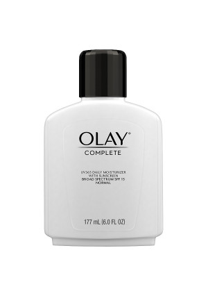 Olay Complete Lotion All Day Moisturizer with SPF 15 for Normal Skin
