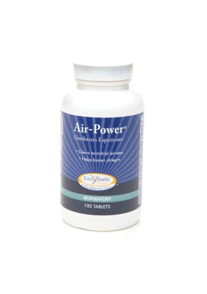 Enzymatic Therapy Air-Power Guaifenesin Expectorant