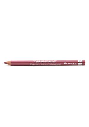 Rimmel 1000 Kisses Lasting Finish Stay On Lip Contouring Pencil,Rose Quartz