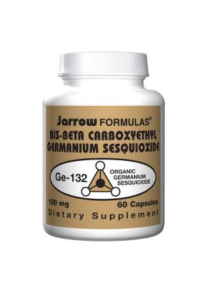 Jarrow Formulas Bis-Beta Carboxyethyl Germanium Sesquioxide, Capsules