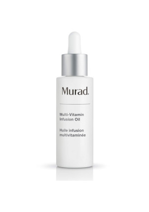 Murad Murad Multi-Vitamin Infusion Oil - (1.0 fl oz), Revolutionary Treatment Oil Powered by 6 Key Vitamins A through F to Target Signs of Aging and Boost Hydration for a Youthful Looking Complexion