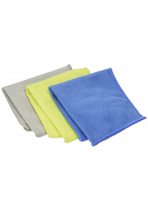 3M Microfiber Lens Cleaning Cloth - Pack of 10