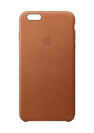 Apple Cell Phone Case for iPhone 6 and 6s - Retail Packaging - Saddle Brown