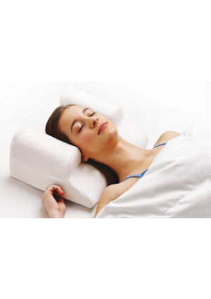 YourFacePillow - Anti Wrinkle | Anti Aging | Wrinkle Prevention | Acne Treatment | Natural Beauty | Back and Side Sleeping Pillow