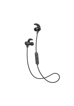 Edifier W280BT Stereo Bluetooth v4.1 Earphones for Fitness, Running, Working Out Sweatproof - Black