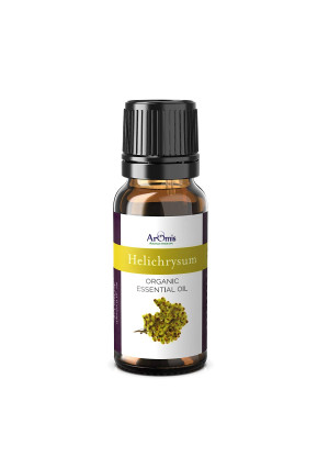 Helichrysum Essential Oil - Certified Organic - 100% Pure Therapeutic Grade  - 10ml