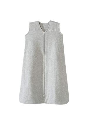 Halo Sleepsack 100% Cotton Wearable Blanket, Heather Gray, Large
