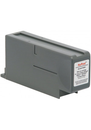 NuPost NPT800R Pitney Bowes Compatible 766-8 Postage Meter Red Ink Cartridge