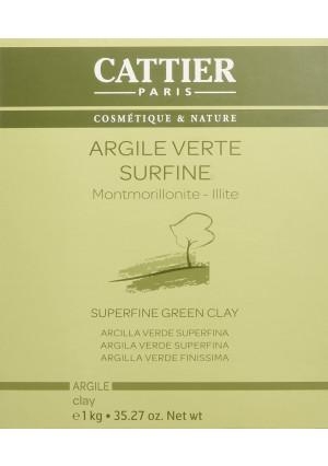 Cattier Super Fine Green Clay 1Kg