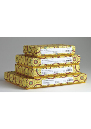 Fabriano Medioevalis Stationery- Medioevalis Card 6x8 Inch Box of 100