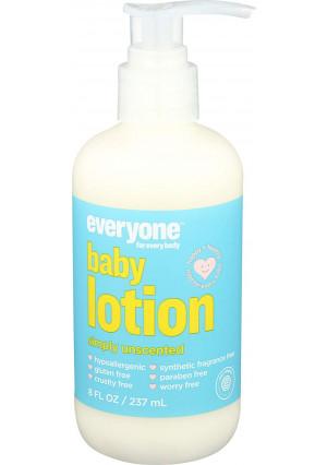Everyone Lotion Baby Calendula Oat, 8 oz