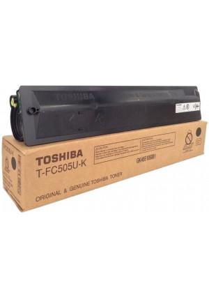 Toshiba T-FC505U-K e-Studio 2505 3005 3505 4505 5005 Toner Cartridge (Black) in Retail Packaging