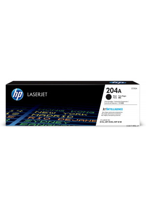HP 204A | CF510A | Toner Cartridge | Black