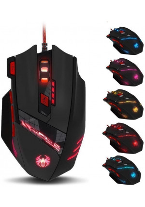 Zelotes Gaming Mouse (T90)