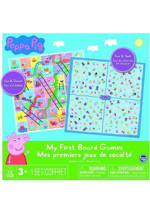 Peppa Pig 2 in 1 Board Game