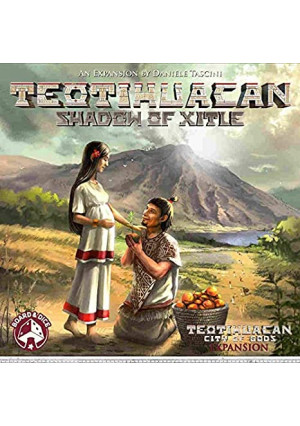 Teotihuacan: Shadows of Xitle